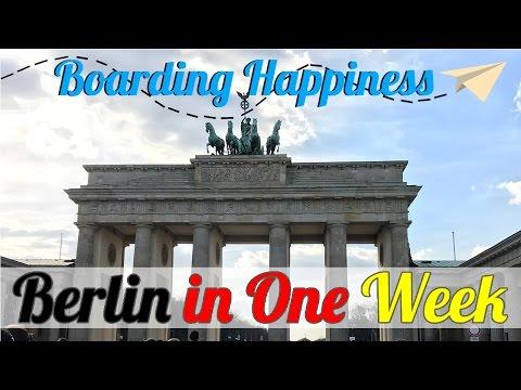 Berlin in One Week