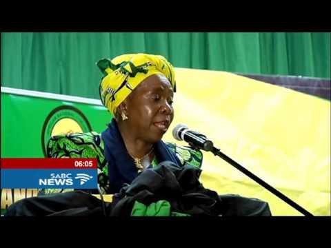 Dlamini-Zuma calls for ANC members to unite to transform SA's economy