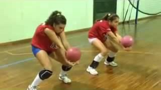Методология тренировок волейбола в испании