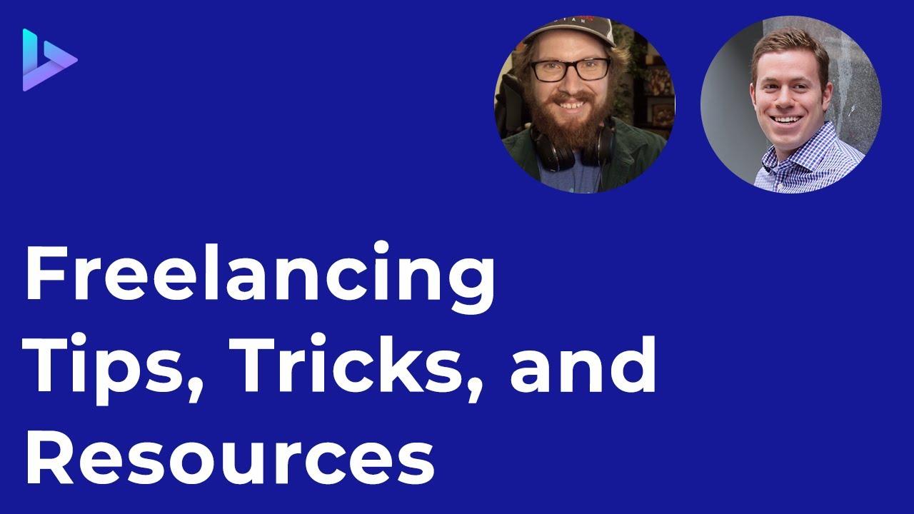 Freelancing Tips, Tricks, and Resources /w Tim Noetzel