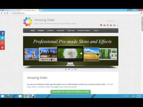 Amazing Slider Enterprise Download And  Install