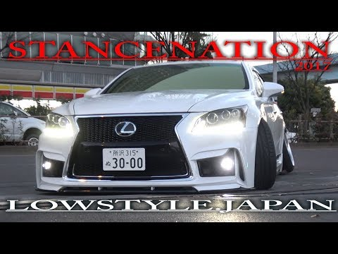 STANCENATION JAPAN 2017 – スタンスネーション【搬入動画①】