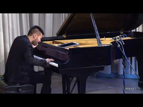 Midday Masterpieces: Conrad Tao Plays Elliott Carter's Caténaires