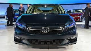 2017 Honda Honda Clarity Fuel Cell – Environmentally Conscious Vehicles