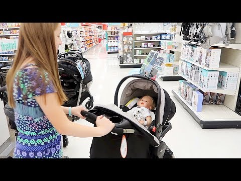 Shopping For Reborn Baby Stroller For My New Reborns