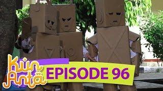 Kocak Robot Trio Bemo Nyusruk di Tanah  - Kun Anta Eps 96