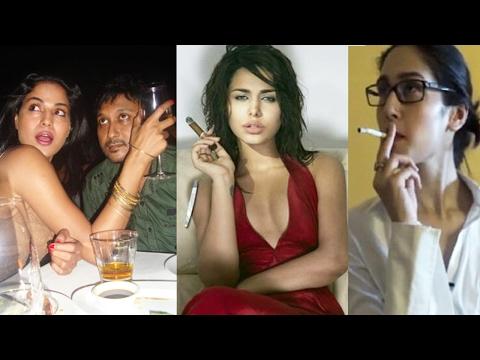 Pakistani Actress Who Smoke and Drink In Real Life | Mahira Khan | Veena Malik