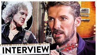 BOHEMIAN RHAPSODY Interview | Gwilym Lee spielt BRIAN MAY