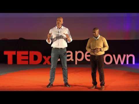Establishing diversity partnerships | Sisa Ntshona & Mike Wood | TEDxCapeTown