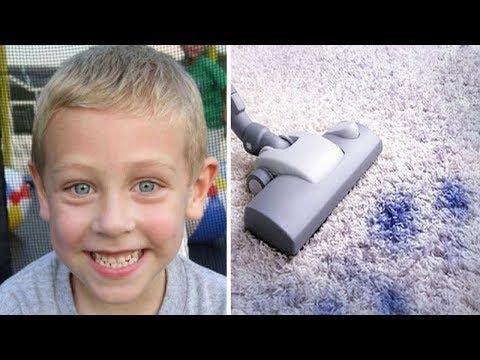 6 Yaşındaki Çocuk Halıda Mavi Leke Bırakarak Hayatını Kaybetti  - Annesi  Herkesi Uyardı