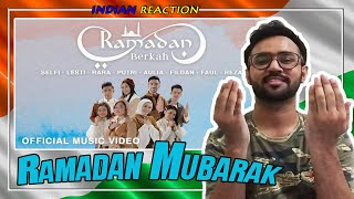 Ramadan Berkah -Selfi, Lesti, Rara, Putri, Aulia, Fildan, Faul, Reza Video INDIAN Reaction | SPEXPLX