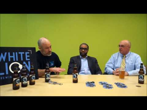 Interview With Ray Berry (President) & Mike Yates (Head Brewer) Of White Lion Brewing Company