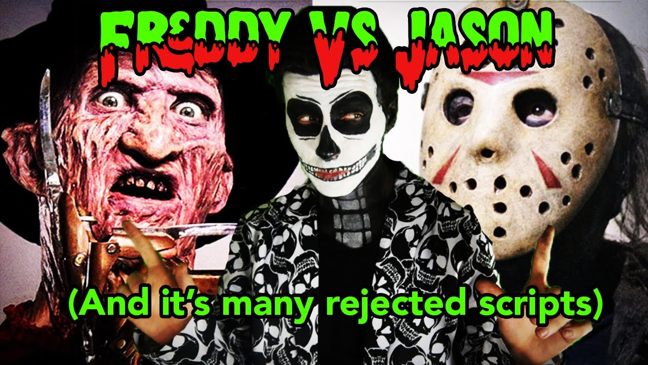 Download Freddy Vs. Jason (And Its Many Rejected Scripts) | SLASHER SEASON