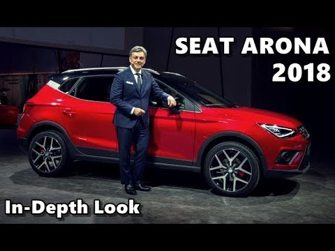 2018 seat arona official debut in depth look youtube. Black Bedroom Furniture Sets. Home Design Ideas