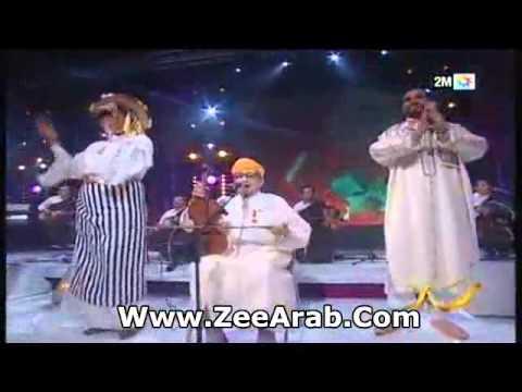 Abdo Lwazani Ft Chama Zaz Ft Mohamed Laroussi 2013   Allala Aicha   عبدو الوزاني و شامة زاز و محمد لعروسي 2013