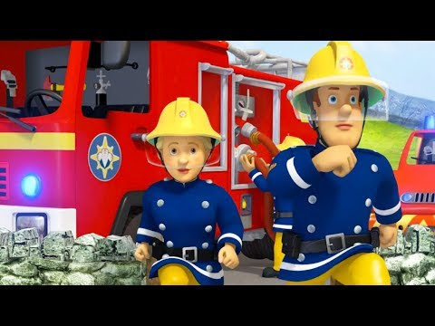 Download Youtube: Fireman Sam New Episodes | Fireman Sam saves Norman | 1 Hour Fighting Fire 🔥 Cartoon for Children