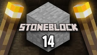 Minecraft: StoneBlock Survival Ep. 14 - THE BEST WEAPON