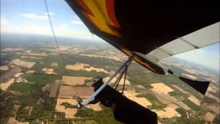 Cloud 9 Memorial Day Weekend 2014 Hang Gliding