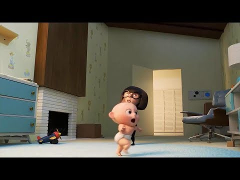 The Incredibles 3 Jack Jack & Edna  - Credit Ending Scene
