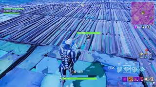 Fortnite Highest sky base win