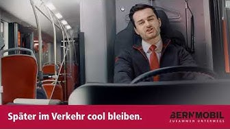 Werbeagentur Bern, Bernmobil Werbekampagne 2018, Hofer Kommunikation, Sauna