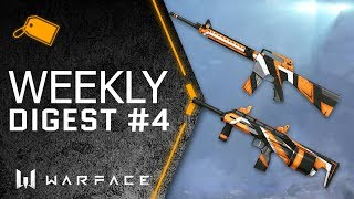 Warface Video digest #4