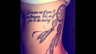 40 Sexiest Rib Tattoos for Girls