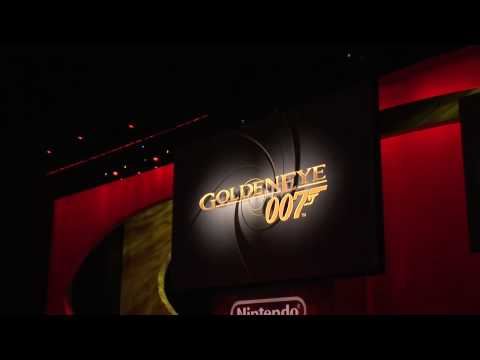 E3 2010 GoldenEye 007 Wii Announcement Trailer