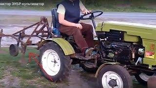 Мототрактор ЗУБР-культиватор(, 2015-09-21T12:12:41.000Z)