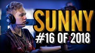 suNny - HLTV.org's #16 Of 2018 (CS:GO)