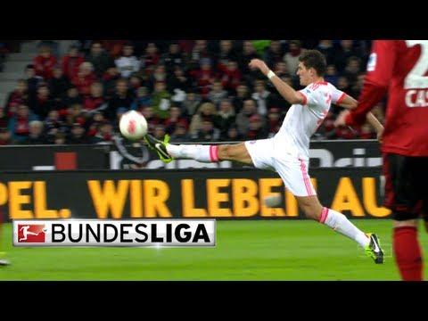 Mario Gomez - Top 5 Goals