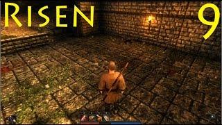 Прохождение игры Risen часть 9 Основное обучение