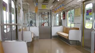 伊賀鉄道 Part2 車内