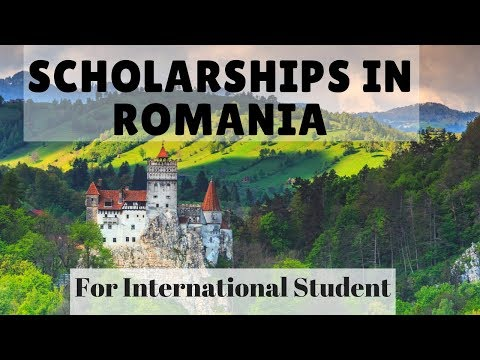 Scholarships In Romania For International Students