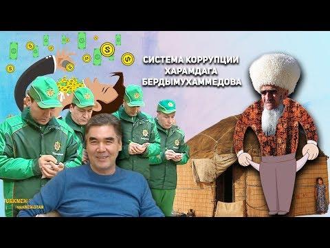 Туркменистан: Система Коррупции Харамдага Бердымухаммедова