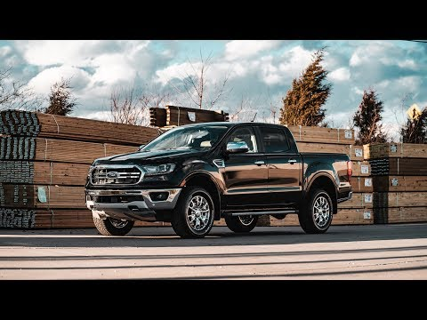 The Hottest Midsize Truck on the Market! The 2019 Ford Ranger!