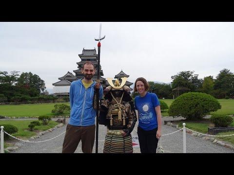Matsumoto and Nagano, Japan   September 13 - 15, 2014