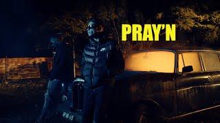 WAZE - Pray'n ft. Tiller (Prod. Franklin Beats)