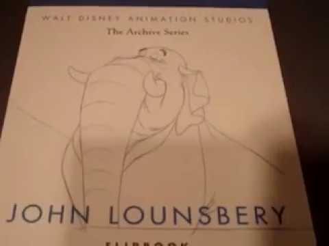 Walt Disney Animation Studios The Archive Series: Walt Disney's Nine Old  Men: The Flipbooks