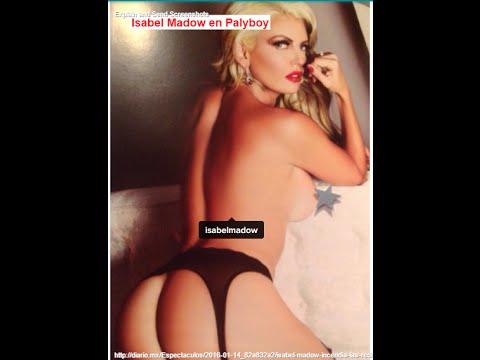 Foto Hot en Instagram de Isabel Madow Playboy