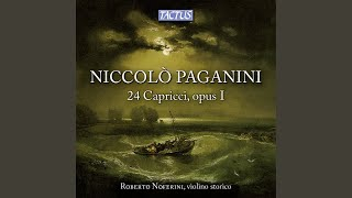 24 Caprices, Op. 1: No. 18 in C Major: Corrente - Allegro