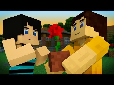 "♪ ""That Girl is Crafty"" ORIGINAL MINECRAFT SONG by TryHardNinja"