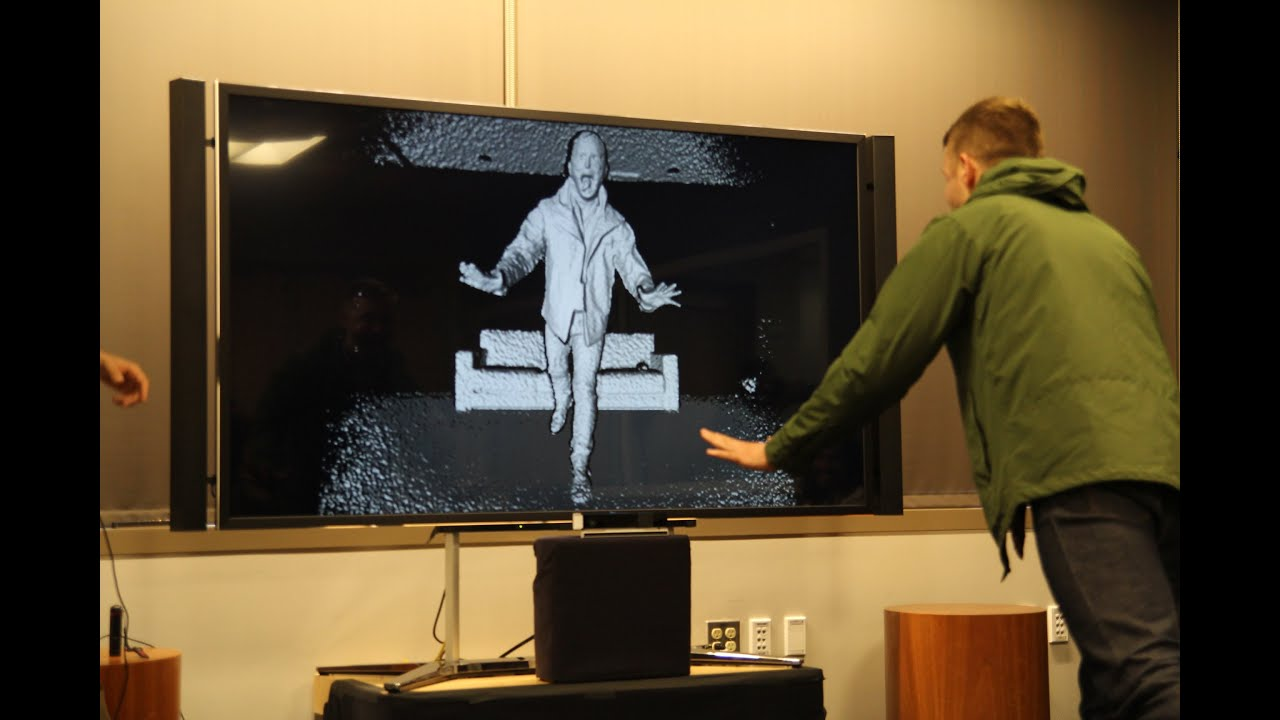 Xbox one testing out the new kinect youtube sciox Gallery