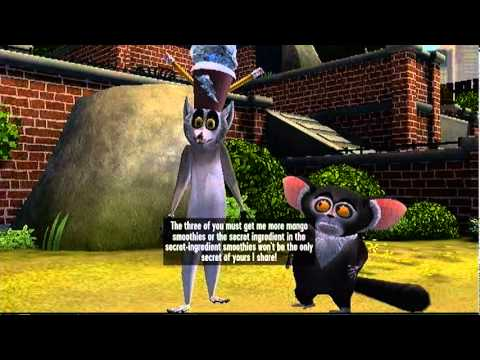Ps3 game The Penguins Of Madagascar P1 YouTube