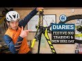 Training for the Festive 500 & Joe's New Race Bike - BikeRadar Diaries #4