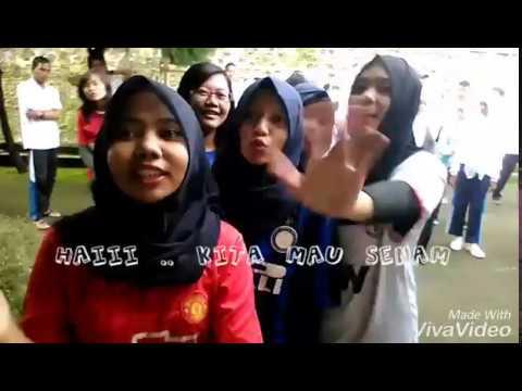 Senam pong si pong (Indonesia) DIKLAT BEM-Nesa