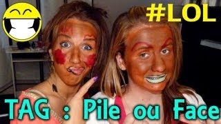 TAG : Pile ou Face, le ridicule ne tue pas ! [Tag 5]