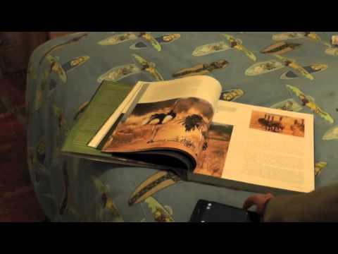 BBC Africa Interactive Book