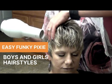Short Trendy Hair Cuts