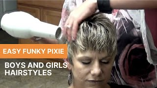 Trendy Hairstyles | Short Trendy Hair Cuts | Short Haircuts